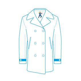 Nettoyage le jour meme de manteau laine