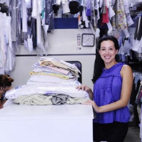 Econettoyage et stockage de vêtements